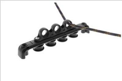 Spinlock 25mm, 2 Sheave Asymmetric Organiser