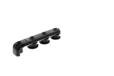 Spinlock 25mm, 3 Sheave Asymmetric Organiser