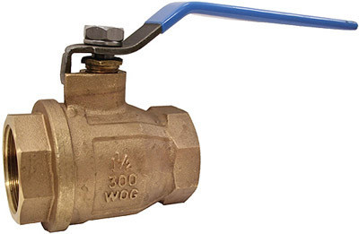 RWB Ball Valve Bronze 50mm