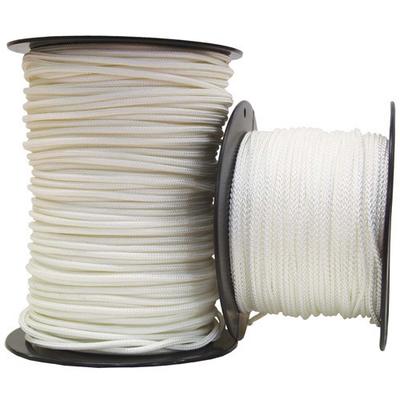 RWB VB Cord - White Polyester