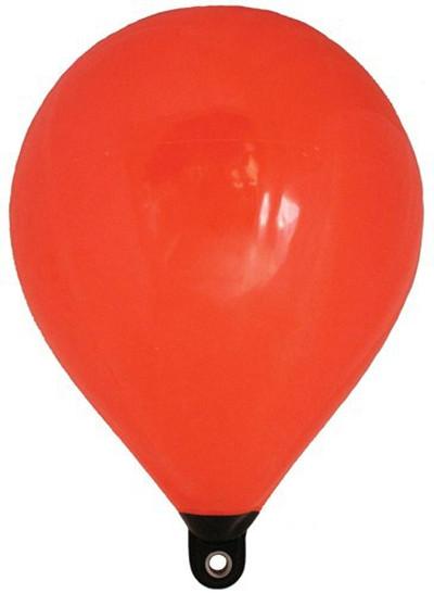 RWB Inflatable Teardrop Float Buoys - Orange/Black
