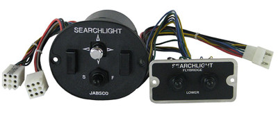 RWB Dual Station Control Kits for Searchlights