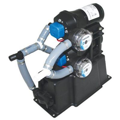 RWB Jabsco 28 Litre Dual-Max 7.5 Freshwater Pressure System 12v/24v