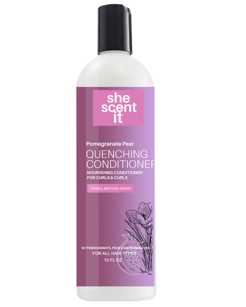 POMEGRANATE PEAR QUENCHING CONDITIONER