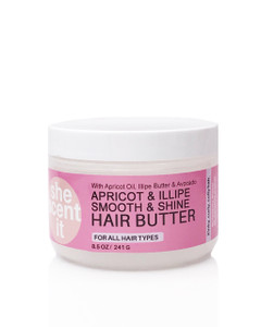APRICOT & ILLIPE SMOOTH AND SHINE BUTTER