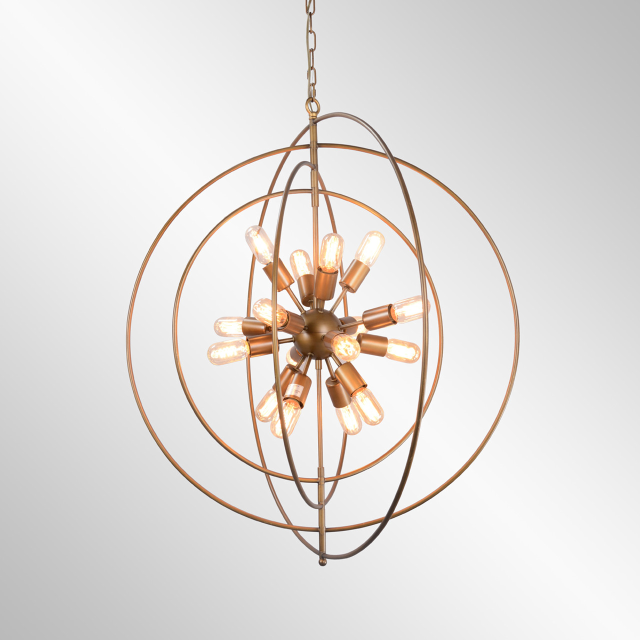 Cosmos iron chandelier large california living cosmos iron chandelier large arubaitofo Image collections