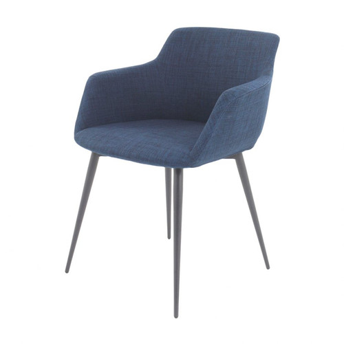 Ronda Arm Chair Blue-m2