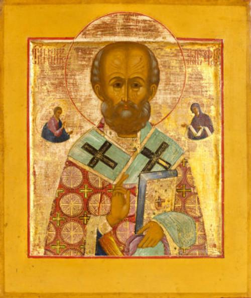 St. Nicholas Icon- Icon IV