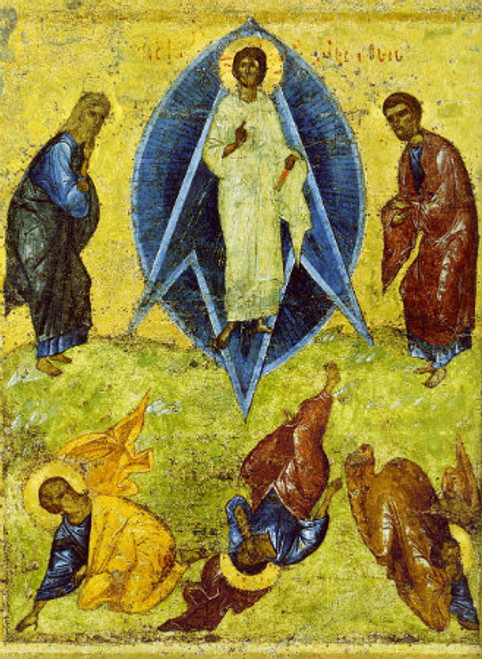 Transfiguration of Christ Icon- Icon VI