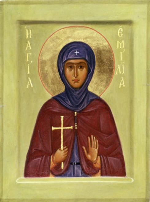 St. Emilya Icon