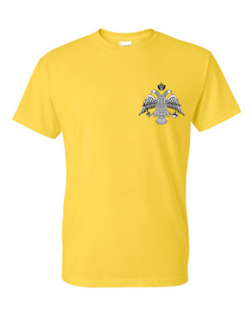 Byzantine Eagle T-Shirt: Men's