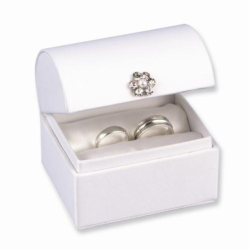 Treasure Chest Ring Box