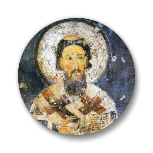 St. Sava Round Icon Buttons:  Set of 100- THREE SIZES AVAILABLE