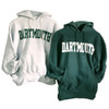 Hooded Reverse Weave Dartmouth Sweatshirts