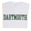 Adult Dartmouth T-shirt Blockword Short Sleeve