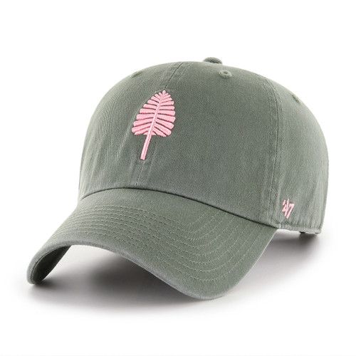 Cleanup Pink Lone Pine  Hat