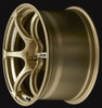Advan RGIII - Racing Gold Metallic & Racing Gloss Black - 5x100, 5x114.3 - 6-Spoke - 17x7.5 +50, +48