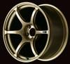 Advan RGIII - Racing Gold Metallic & Racing Gloss Black - 4x100.0 - 6-Spoke - 18x7.0 +42