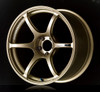 Advan RGIII - Racing Gold Metallic & Racing Gloss Black - 5x114.3 - 6-Spoke - 19x9.0 (+51/+35/+25)