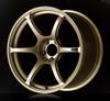Advan RGIII - Racing Gold Metallic & Racing Gloss Black - 5x114.3 - 6-Spoke - 19x10.0 +35