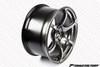 Advan RGIII - Racing Hyper Black - 4x100 - 63mm Bore - 17x7.0 +42 (Euro Sizing)