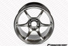 Advan RGIII - Racing Hyper Black - 4x100.0 - 63mm Bore - 18x7.0 +42 (Euro Sizing)