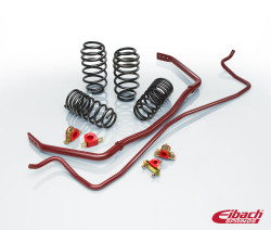 Eibach Springs Pro-Plus (Pro-Kit Springs & Anti-Roll Kit Sway Bars)- Mitsubishi EVO X 2008-13