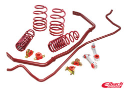 Eibach Springs Sport-Plus (Sportline Springs & Anti-Roll Kit Sway Bars- Nissan 350z