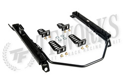 Buddy Club Seat Rails for Subaru WRX / STI GRB 08+ (Left / Driver)