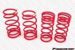 Swift Sport Lowering Springs Honda S2000 AP1 AP2 00-06 4H007