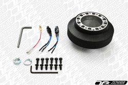 Works Bell Rapfix Short Boss / Hub Kit - Mitsubishi EVO X 08+