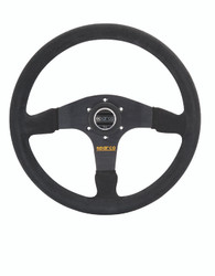 Sparco Competition R 375 Steering Wheel - 350mm Dia. - Suede