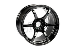 Advan RGIII - Racing Gold Metallic & Racing Gloss Black - 5x114.3 - 6-Spoke - 18x10.0 +35