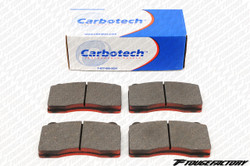 Carbotech AX6 Brake Pads - Rear CT961 - Mitsubishi Evo 8/9