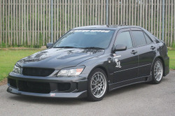 Charge Speed Type-2 Side Skirts: FRP - Lexus IS300