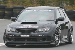 Charge Speed Bottom Line Type-1 FRP Front Lip - Subaru WRX STi GR