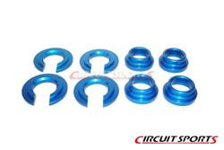 CIRCUIT SPORTS Aluminum Subframe Bushing Kit - Nissan 240SX S13 S14