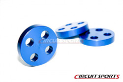 CIRCUIT SPORTS Aluminum Steering Linkage Spacer - Nissan 240SX S13