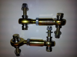 Battle Version Front Adjustable Sway Bar End Links - Toyota Supra MK4