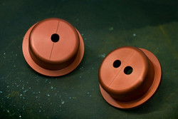 Battle Version Solid Rear Differential Bushings - Toyota Supra MK4