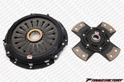 Competition Clutch Stage 5 - 4 Pad Rigid Ceramic Clutch Kit - 93-98 Toyota Supra 2JZ-GTE