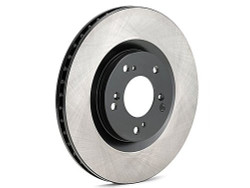 Centric Premium Brake Rotor for Scion FR-S & Subaru BRZ - Rear