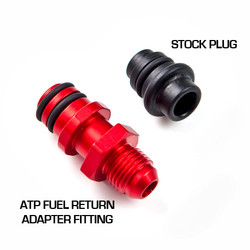 ATP Fuel Return Adapter Fitting Hyundai Genesis Coupe 2.0T