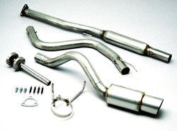 Buddy Club Racing Spec III Exhaust Mitsubishi Evo 8 9 CT9A