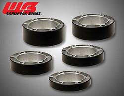 Works Bell Aluminum Steering Wheel Spacer - 25mm