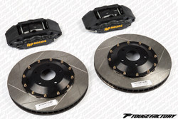 AP Racing Classic Rear 4 Piston Big Brake Kit - Mitsubishi EVO X