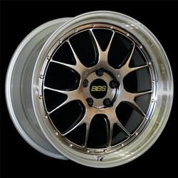 BBS LM-R Forged Aluminum Multi-Piece Wheel