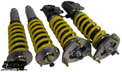 ISR Performance HR Pro Series Coilovers - 89-93 Nissan 240sx 8k/6k
