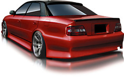 Origin Toyota Chaser JZX100 Trunk Wing