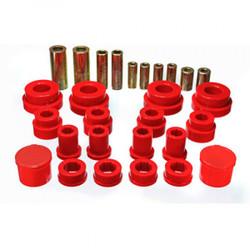 Energy Red Rear Control Arm Bushings - 03-07 Infiniti G35, 03-09 Nissan 350Z